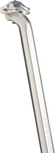 Nitto 686 SingleBolt Seatpost 27.2 mm x 300 mm Silver