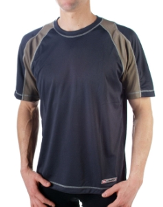 Bellwether Action T Jersey Charcoal XXLarge Charcoal
