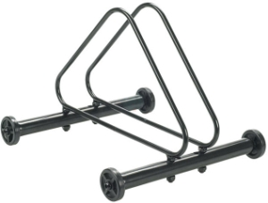 Dimension Wheel Mount Bike Stand, Moveable with Wheels Dimension Wheel Mount Bike Stand, Moveable with Wheels