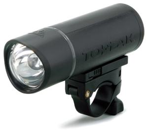Topeak WhiteLite HP 1W AA Topeak TMS027 Black