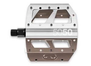 Crank Brothers 5050 X Pedals Sage/Anthracite