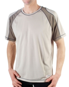Bellwether Action T Jersey Chalk Medium Chalk