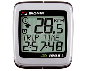 Sigma Sport BC1606L DTS Wireless Cycling Computer Sigma Sport BC1606L DTS Wireless Cycling Computer