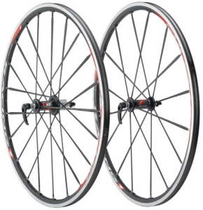 Fulcrum Racing 1 Black Campy, Clincher Wheelset Fulcrum Racing 1 Black Campy, Clincher Wheelset