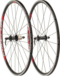 Fulcrum Racing 7 Black Shimano Clincher Wheelset Fulcrum Racing 7 Black Shimano Clincher Wheelset