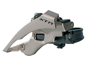 Shimano XTR FDM970 TSwing Dual Pull Multi Clamp Front Derailleur Shimano XTR FDM970 TSwing Dual Pull Multi Clamp Front Derailleur