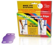 Bike Fit Systems Wedges for Speedplay Pedals Bike Fit Systems Wedges for Speedplay Pedals