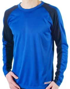 Buy Bellwether Action T Jersey Long-Sleeve - Cobalt Blue - X-Large (Cycling Clothing, Jerseys, Bellwether)