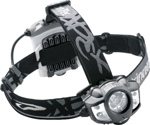Princeton Tec Apex LED Headlamp Orange