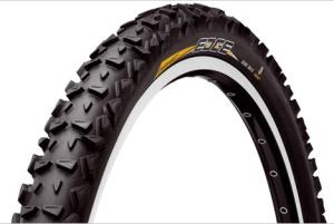 Continental Edge ProTection 26 x 1.9 Black Tire Continental Edge ProTection 26 x 1.9 Black Tire