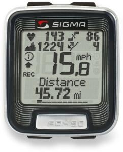 Sigma ROX 9.0 Wireless Cycling Computer Silver/Black