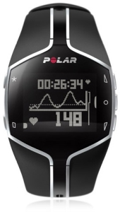 Polar FT80 Heart Rate Monitor Black