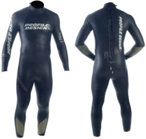 Profile Design Gold Cell Wetsuit XSmall