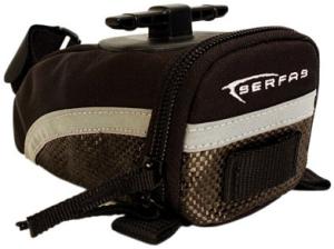 Buy Serfas LT-2CRB Medium Speed Bag Carbon Fiber - Serfas LT-2CRB Medium Speed Bag Carbon Fiber (Bags, Seat Bags, Serfas)