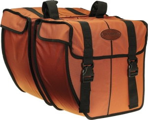 Axiom Dutch Shopper Pannier Set Rust