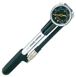 Topeak Pocket Shock DXG with Dial Gauge Topeak Pocket Shock DXG with Dial Gauge