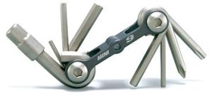 Topeak Mini 9 Folding Tool Topeak Mini 9 Folding Tool