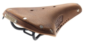 Brooks B17 Standard S Aged Dark Tan