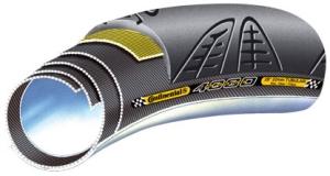 Continental Grand Prix 4000 Tubular 700 x 22 Black/Black