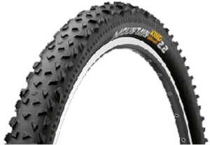 Continental Mountain King Supersonic Tire 26 x 2.4