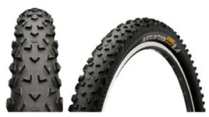 Continental Mountain King Tire 26 x 2.2