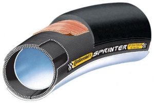 Continental Sprinter Tubular Tire 700 x 22c