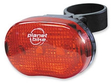 Planet Bike Blinky 3 Taillight Planet Bike Blinky 3 Taillight