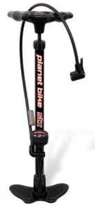 Planet Bike STX Deluxe Floor Pump Planet Bike STX Deluxe Floor Pump
