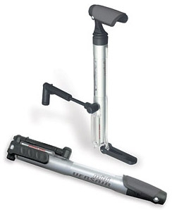 Planet Bike Versair Dual Action Mini Pump Planet Bike Versair Dual Action Mini Pump