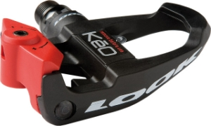 Look Keo Carbon Ti Pedals Black/Red