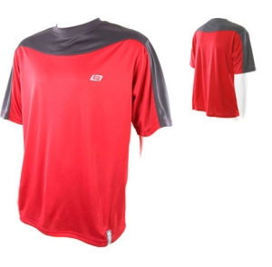 Bellwether Action T Jersey Cardinal Large