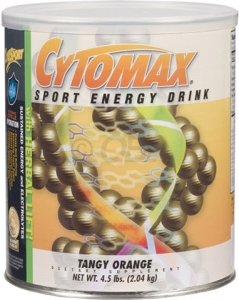 Cytosport Cytomax Performance Drink 82 Servings 4.5 lbs. Citrus 82 Servings 4.5 lbs.
