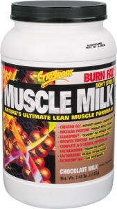 Cytosport Muscle Milk Natural Vanilla Creme 15 Servings