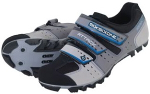 SixSixOne Attack Shoes Size 43/9