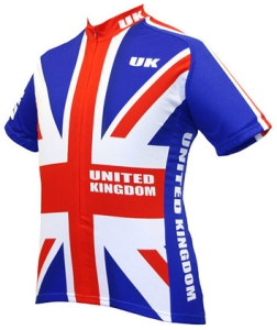 World Jerseys United Kingdom Jersey Medium