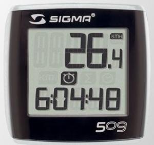 Sigma Sport BC 509 Cycling Computer Sigma Sport BC 509 Cycling Computer