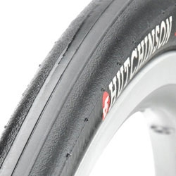 Hutchinson Fusion 3 Tubeless Tire 700 x 23 Black