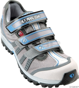 Pearl Izumi Women's XAlp Drift Mountain Shoes Pearl Izumi Women's XAlp Drift size 42 Martini/Gray