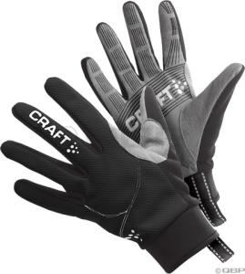 Craft Women's Performance Gloves Craft Women's Performance Glove Black LG