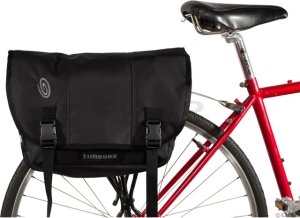 Timbuk2 Shift Pannier/Messenger: MD; Black
