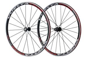Vuelta Corsa Pro 700c Clincher Wheelset - Vuelta Corsa Pro 700c Clincher Wheelset - Black