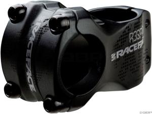RaceFace Respond Stems - 45mm x 31.8; Black