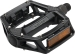 Product image of Wellgo B102 BMX Pedals 9/16 Black