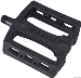 Product image of Stolen Parts Thermalite Pedals - Stolen Thermalite 9/16 Pedals Black