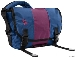 Timbuk2 Classic Messenger Bag: Night Blue/Violet; XS