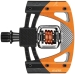 Product image of Crank Brothers Mallet 2 Black/Orange Pedals