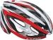 Lazer Helium Helmets - Red/White Magneto Compatible - SM
