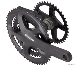 Shimano R603 170mm Tandem Stoker Crankset; Bottom Bracket Not Included