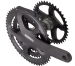 Shimano R603 175mm Tandem Stoker Crankset; Bottom Bracket Not Included