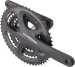 Shimano Ultegra 6703-G 175mm 30/39/52t Triple Crankset; Bottom Bracket Not Included
